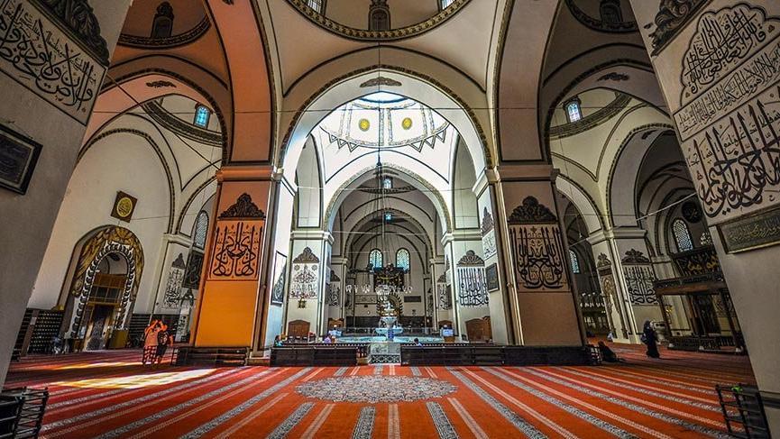 'Bursa'nın Ayasofya'sı': Bursa Ulu Camii