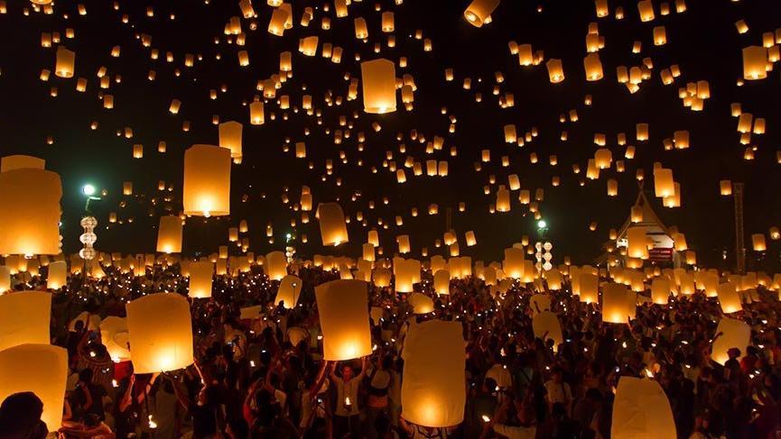 Stratejik savaşlardan festivallere Çin feneri