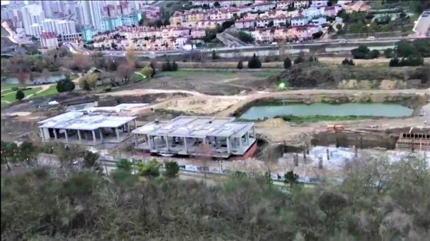 Bahçeşehir Gölet davasında bilirkişiden çarpıcı tespit
