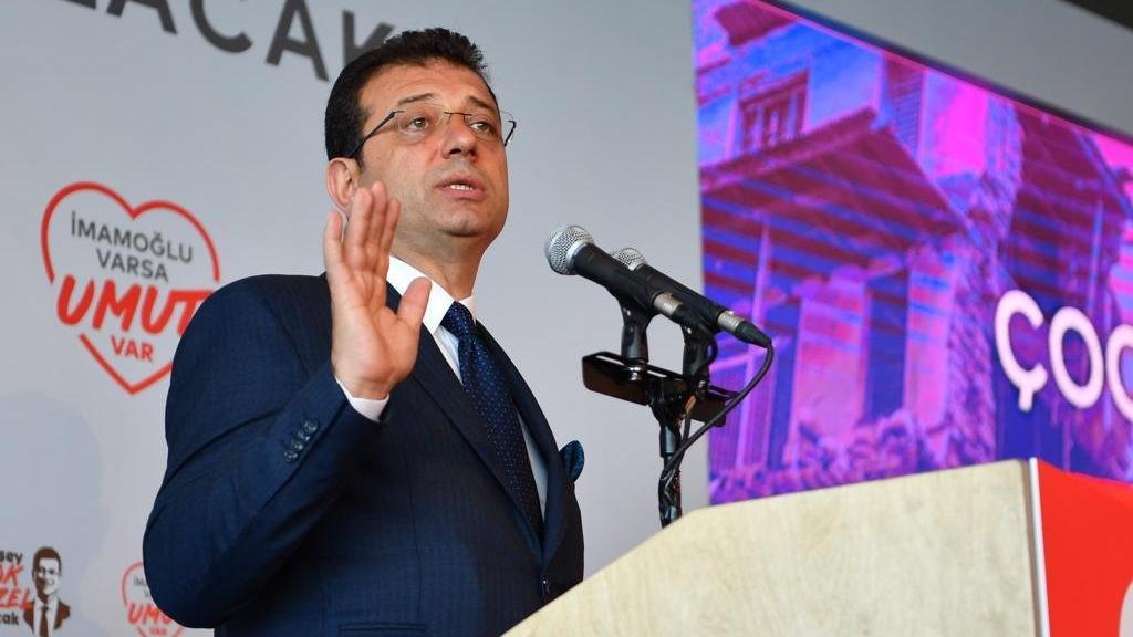 İmamoğlu'ndan son dakika CHP Genel Başkanlığı ve Cumhurbaşkanlığı Yorumu: Allah Bilir