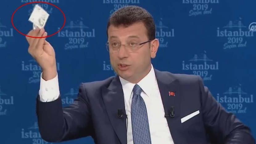 Ekrem İmamoğlu'ndan Yıldırım'a 20 lirayla seçim iptali yanıtı! | Son dakika haberleri