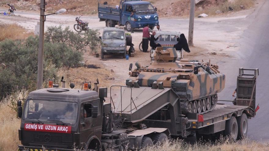Son dakika... Savunma Bakanlığı açıkladı: Suriye'yi vurduk
