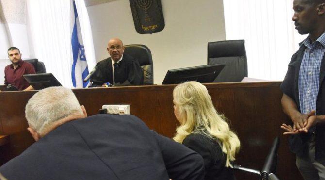 Son dakika… İsrail başbakanının eşi hakim karşısında: Evet yolsuzluk yaptım