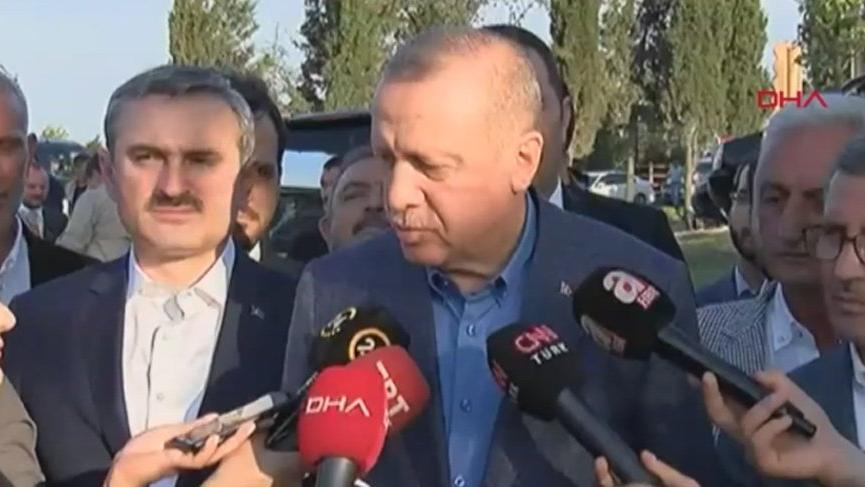 Erdoğan'dan Mursi açıklaması!