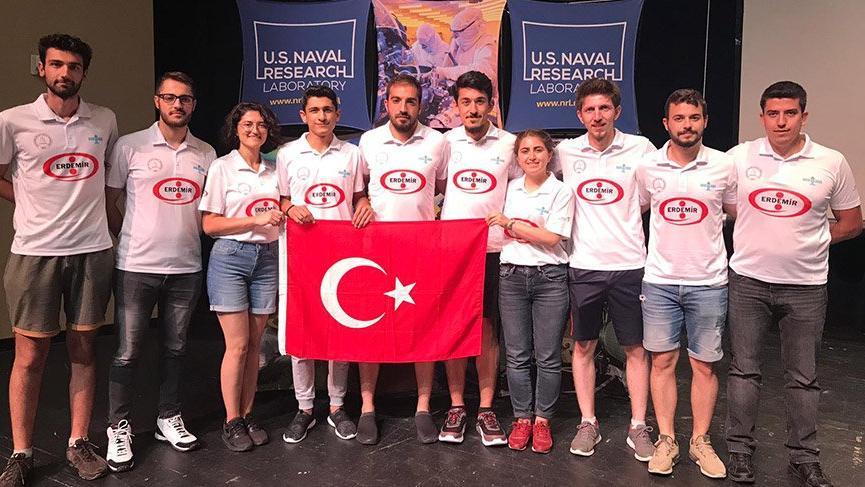 NASA'nın yarışmasında Türk üniversitelerinin büyük başarısı