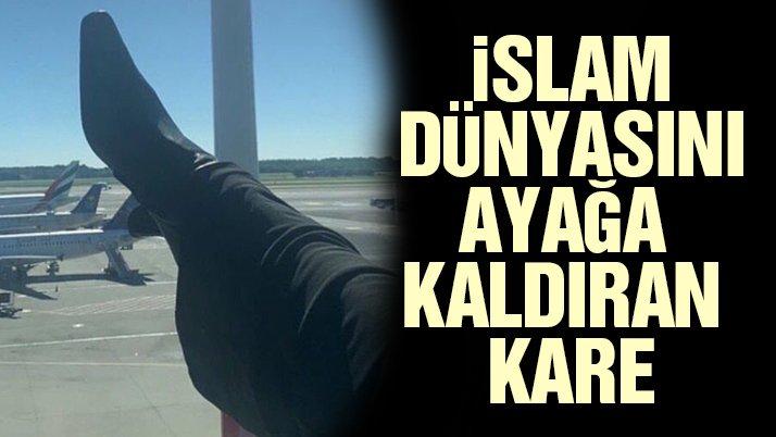 Bella Hadid'in paylaşımı İslam dünyasını ayağa kaldırdı