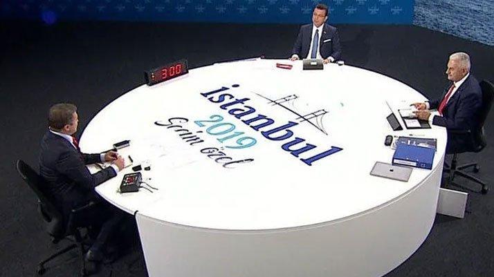 Yıldırım'dan 'İmamoğlu-Küçükkaya görüştü' iddiası hakkında açıklama