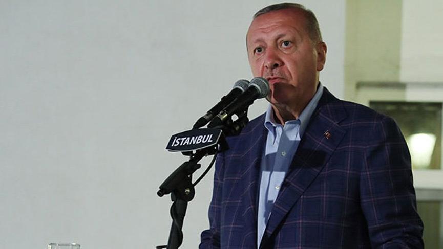 Erdoğan'dan S-400 açıklaması: O iş bizim için bitmiştir!