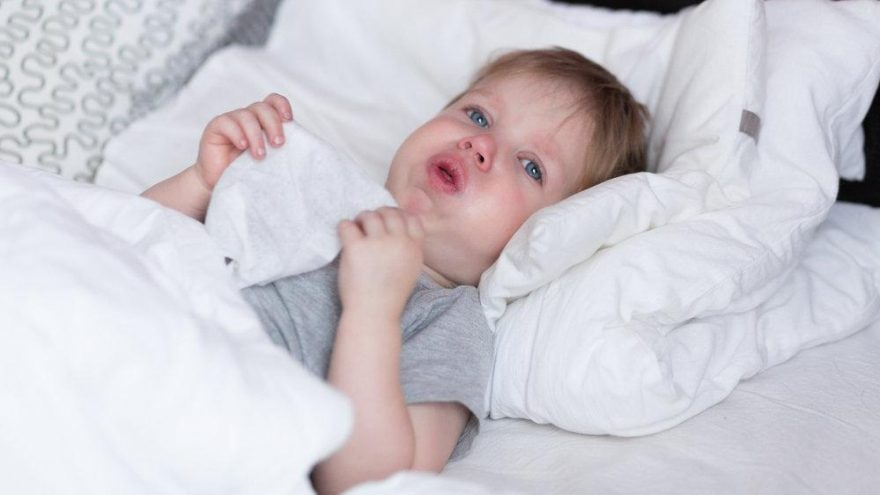 Bebeklerde öksürük nedenleri ve tedavisi…