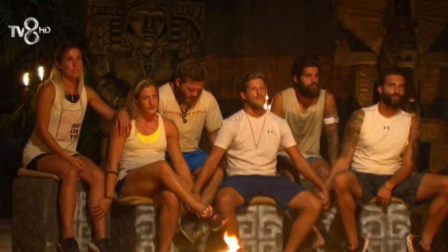 Survivor son bölümde kim elendi, kim gitti?