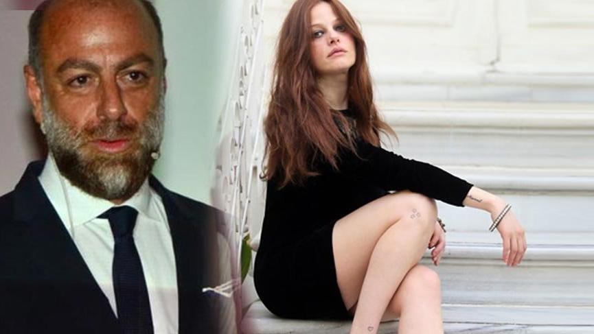 Erol Özmandıracı, oyuncu Naz Elmas için eşinden boşandı