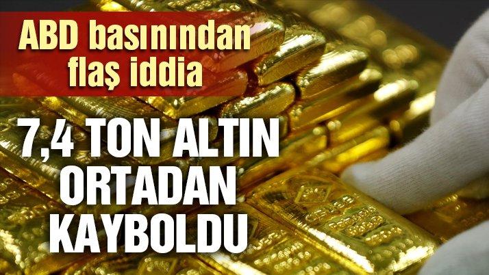 Maduro'nun 7,4 ton altını bu yöntemle nakde çevrildi!