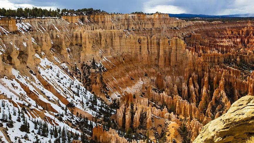 ABD'nin 'Kapadokya'sı: Bryce Kanyonu