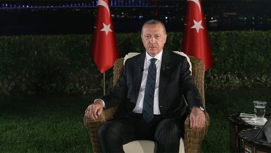 Son dakika... Erdoğan: Uğur Dündar'la yaptığımız program çok adildi