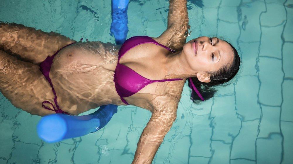 Hamilelikte yüzmeye ne zaman başlanır?