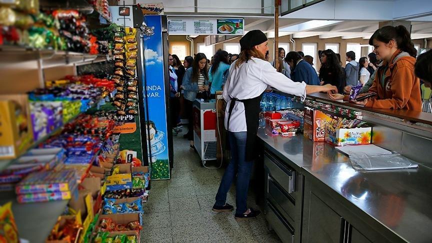 Kantinlerde 'Okul Gıdası' uygulaması başlıyor