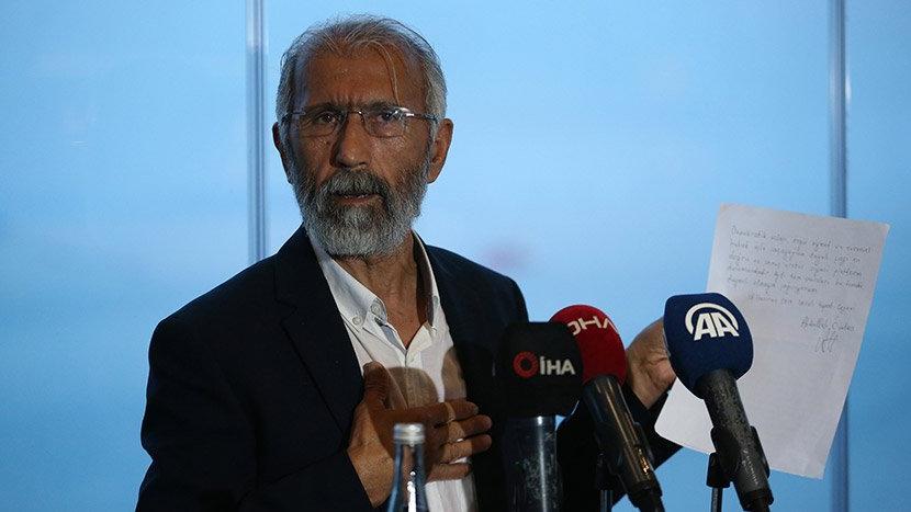 Beni devlet görüştürdü Öcalan da kabul etti