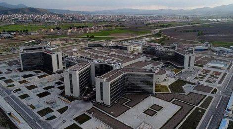 Şehir hastanelerine 14 milyar lira kira
