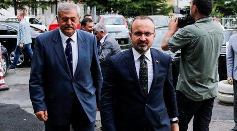 AKP'den seçim öncesi dikkat çeken ziyaret!