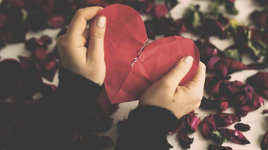 Aşkta hayal kırıklığı