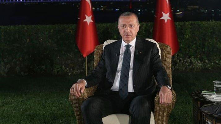 Erdoğan'dan 'Öcalan'ın Mektubu' açıklaması