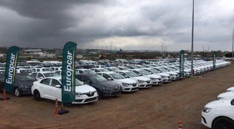 Europcar'dan Türkiye'de bir ilk!