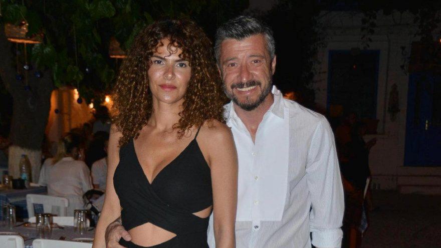 Tümer Metin ve Gamze Topuz'dan tatile seçim arası