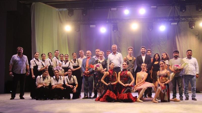 Nükleer santral kurulacak Mersin'de güneş festivali