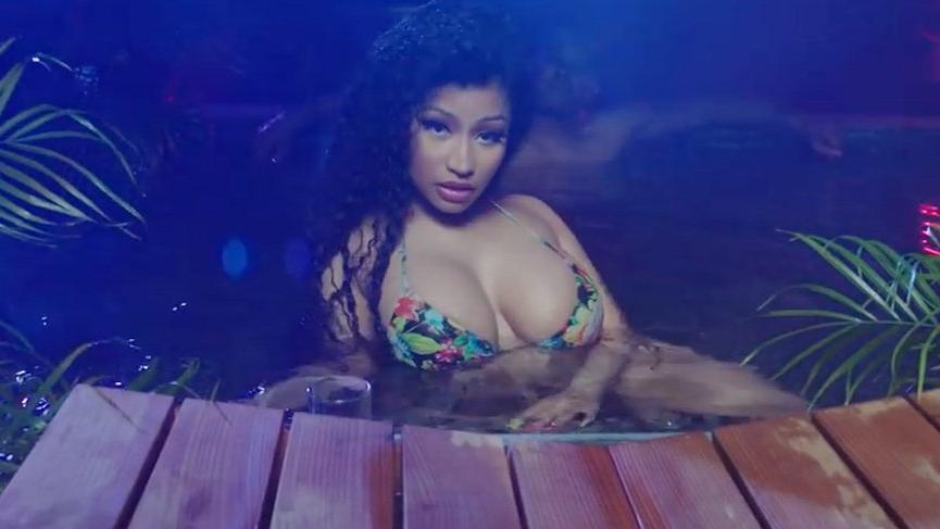 Nicki Minaj, iki günde 10 milyon