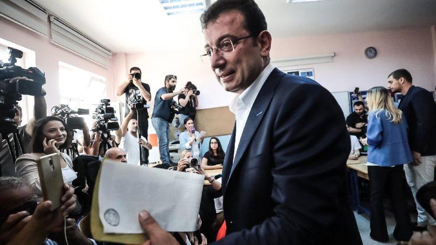 Ekrem İmamoğlu 57 kat fark attı