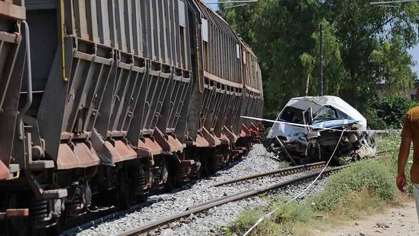 Mersin'deki tren kazasında dehşet detaylar! İşçileri bırakıp gitmiş...