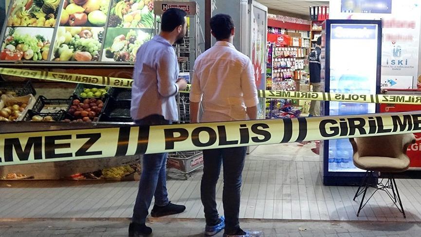 Sancaktepe'de market sahibine silahlı saldırı!