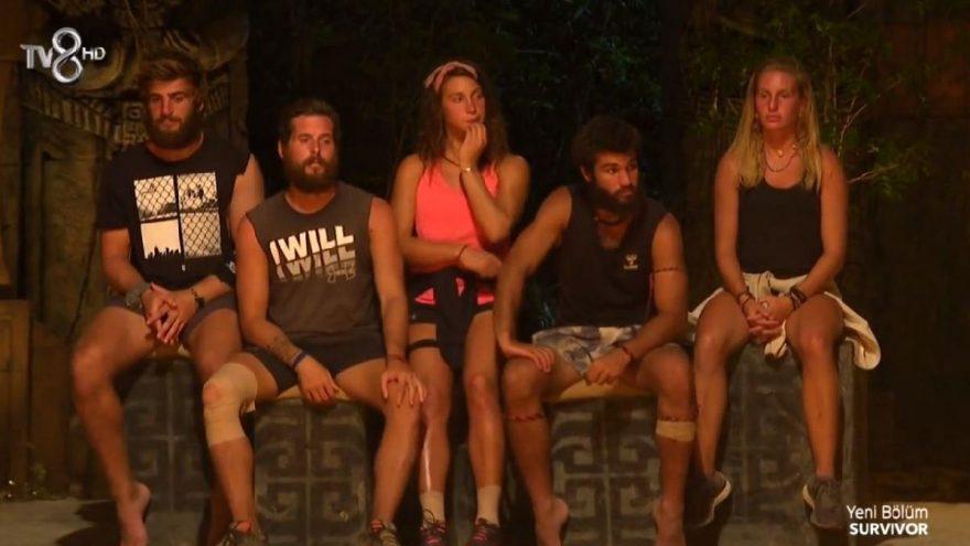 Survivor'da dün akşam kim elendi, kim gitti? İşte Survivor'da elenen ve finale kalmayı garantileyen isimler…
