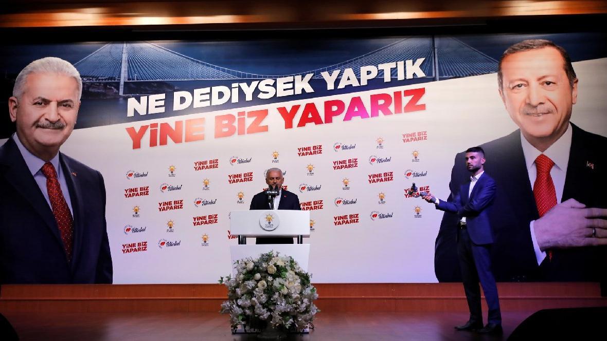 AKP'li üst düzey isimlerden Reuters'a flaş açıklamalar