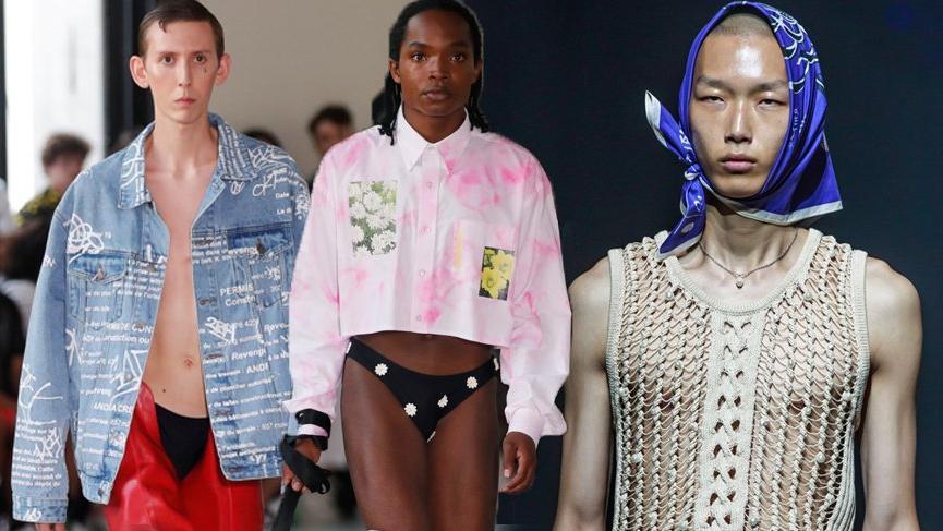 Erkek modası nereye gidiyor? Modada erkek algısı değişiyor mu?