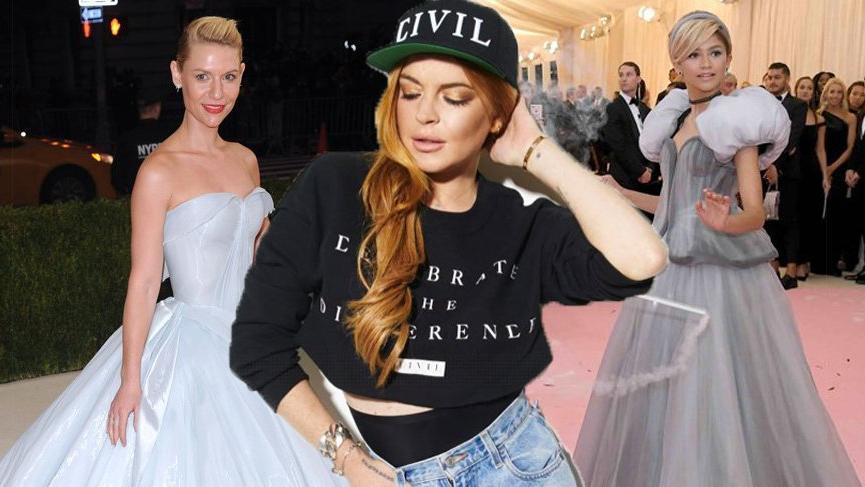 Zendaya aylar sonra Lindsay Lohan'a cevap verdi