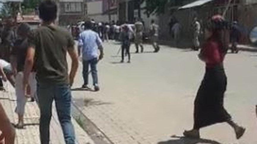 Husumetli iki aile arasında silahlı kavga: Yaralılar var