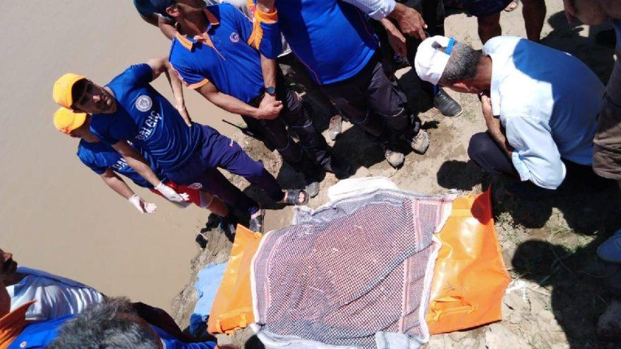 Nehirde kaybolan Salih'in cansız bedeni bulundu