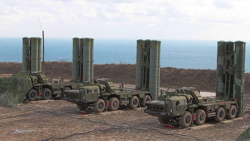 ABD'li yetkili: S-400 kabul edilirse Türkiye'ye ekonomik sonuçları olur