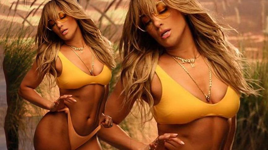 Jennifer Lopez nasıl fit kaldığının videosunu paylaştı