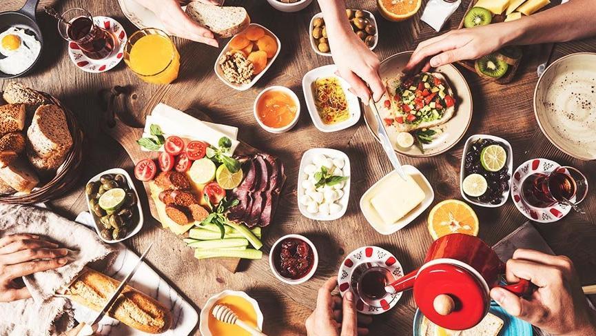 Ülkelerin kahvaltı kültürleri