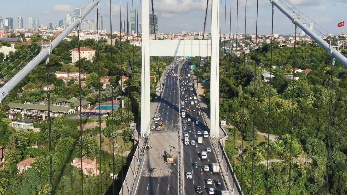 İstanbul'da 'bakım ve onarım' çilesi!