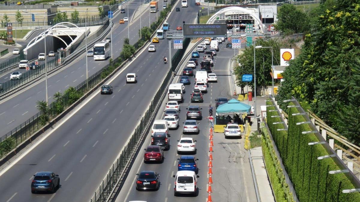 FSM'deki çalışma Avrasya Tüneli'nde de yoğunluk oluşturdu