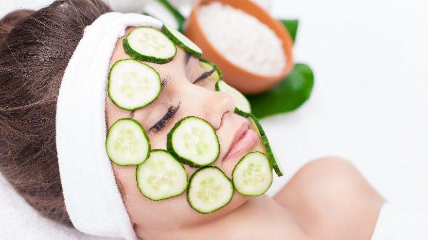 Salatalık maskesi nasıl yapılır? Salatalık maskesinin cilde faydaları nelerdir?