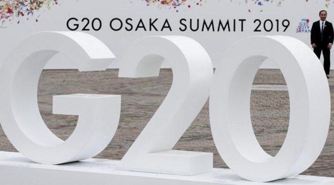G-20'nin sonuç bildirgesi açıklandı! - Son dakika dünya haberleri