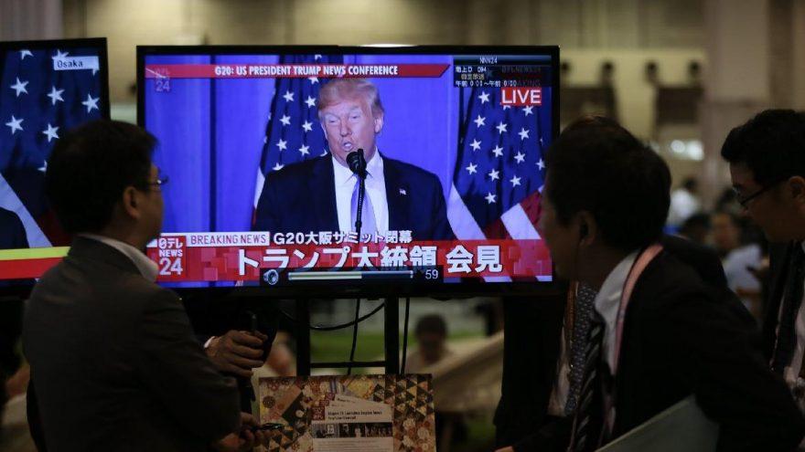Son dakika… Trump'tan flaş S-400 açıklaması: Türkiye'ye açık açık hak verdi