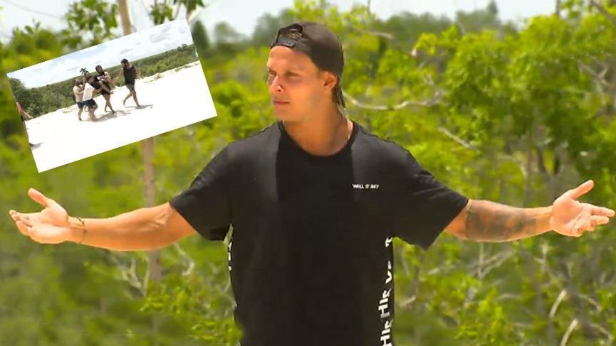 Survivor ödül oyunun kim kazandı? Survivor son ödül oyununda Murat'a sulu şaka!