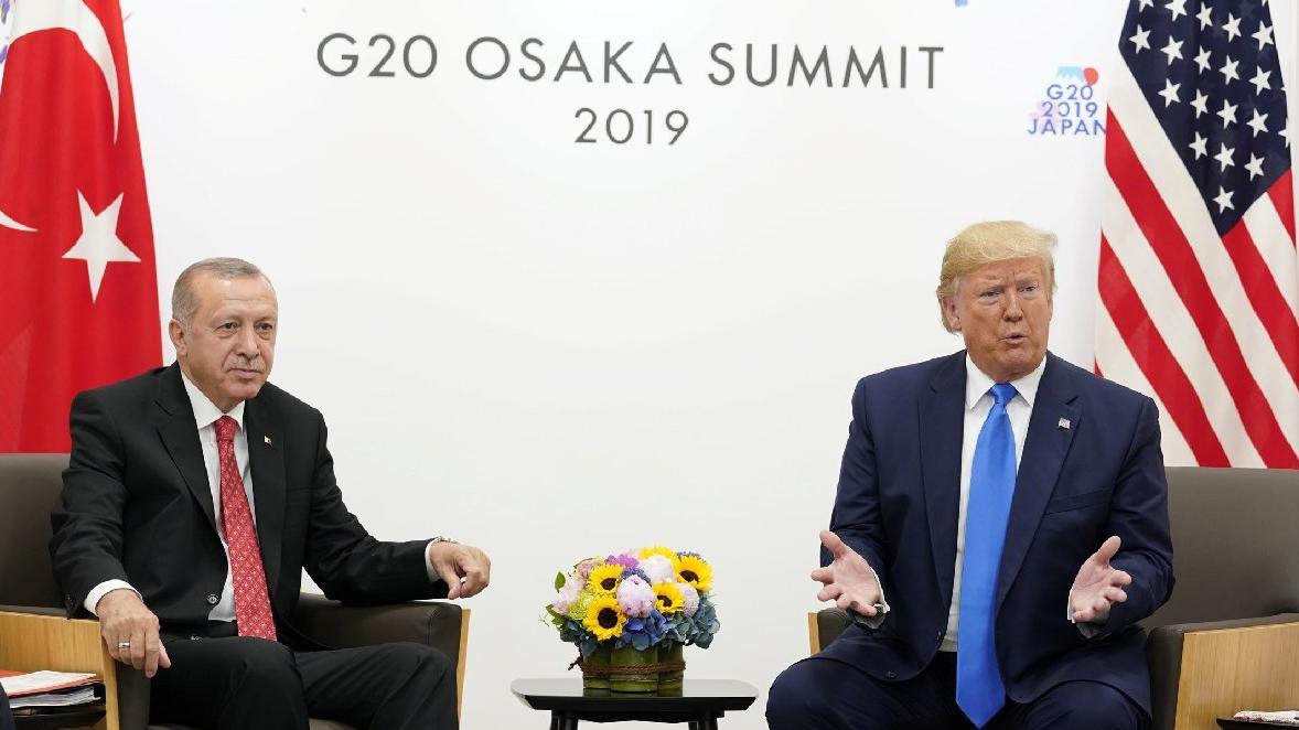 Erdoğan-Trump görüşmesine ilişkin Beyaz Saray'dan flaş açıklama