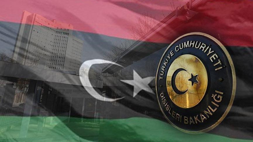 Dışişleri'nden Libya'daki Türklere flaş uyarı!