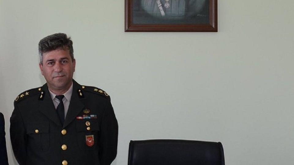 Atatürk'e dua edilmediği için tepki gösteren Albay Önder İrevül tayin edildi